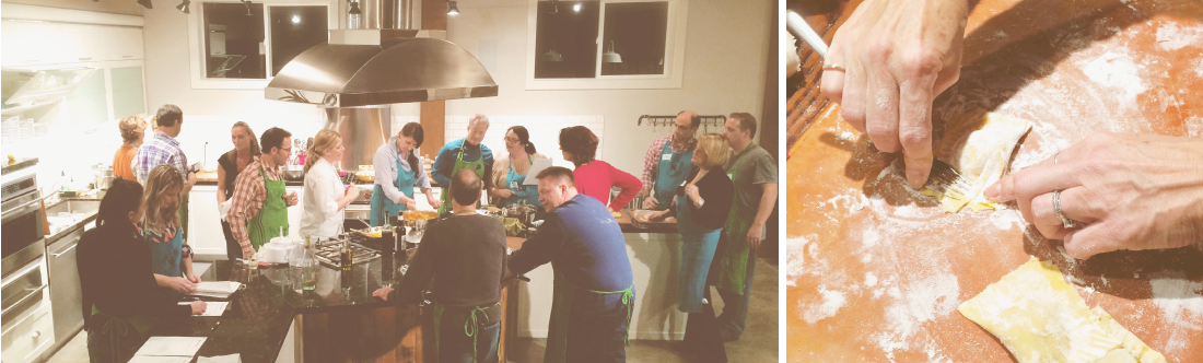 Take a Class at The Kitchen at Middleground Farms