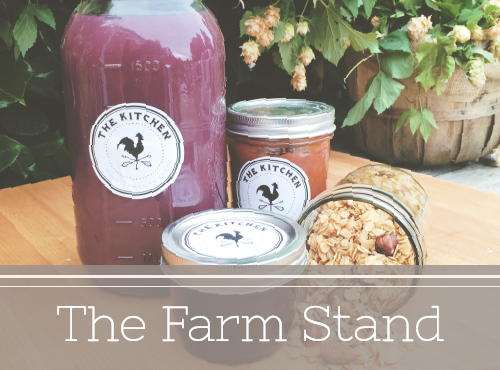 The Farm Stand at The Kitchen at Middleground Farms
