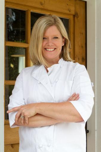 Chef Jessica Hansen, Middleground Farms