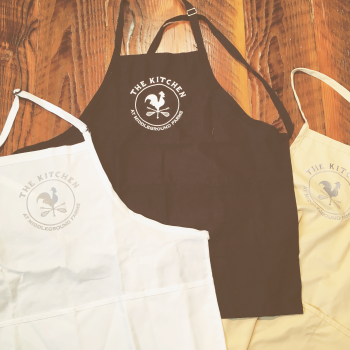 The Kitchen Aprons