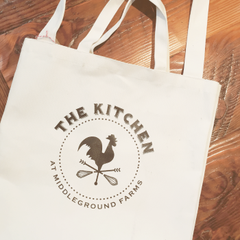 The Kitchen Farmer's Market Bag