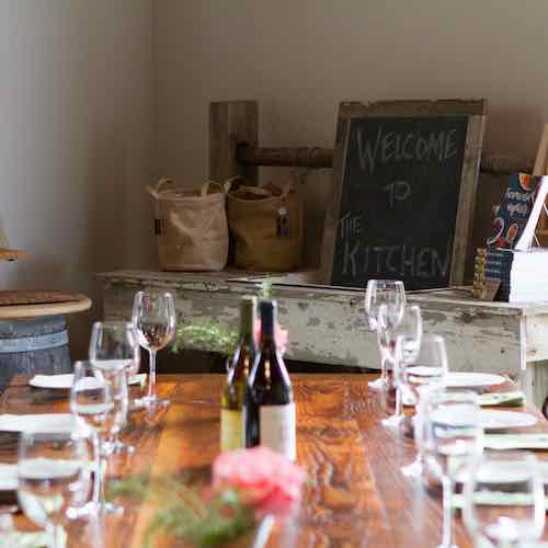 The Kitchen at Middleground Farms