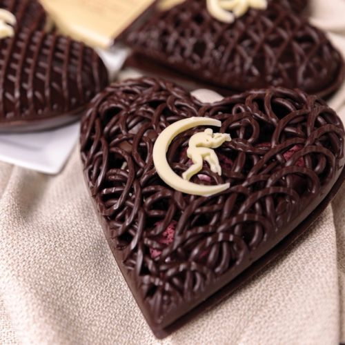 Valentine S Day Chocolate Class With Moonstruck Chocolate Middleground Farms