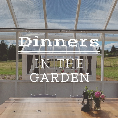 Dinners in the Garden at Middleground Farms