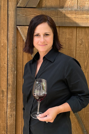 Jean Householder, Curator of Wine & Experiences at The Kitchen at Middleground Farms