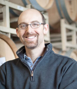 Andy McVay, Winemaker at Dobbes Family Estate